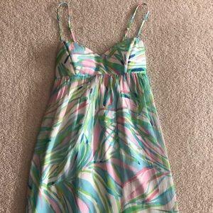 Lilly Pulitzer Mini Pattern Dress